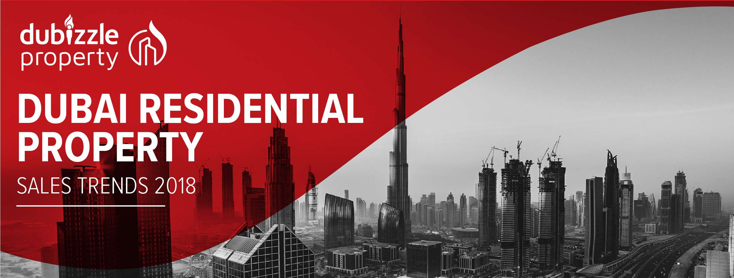 Dubai Residential Property Sales Trend 2018